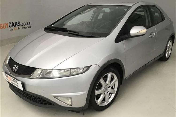 Honda civic hatch 2.2i ctdi 2009