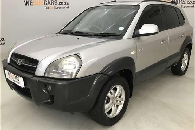 Hyundai tucson 2.0 crdi 4x4 2006