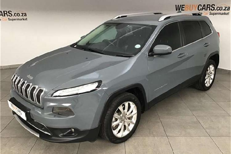 Jeep cherokee 3.2l limited 2014