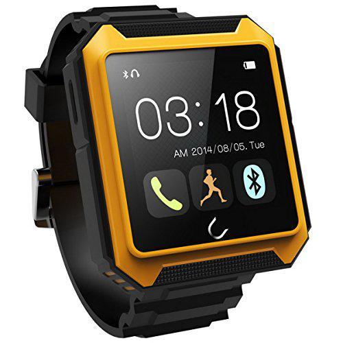 Lc prime u watch u terra bluetooth smart watch phone mate