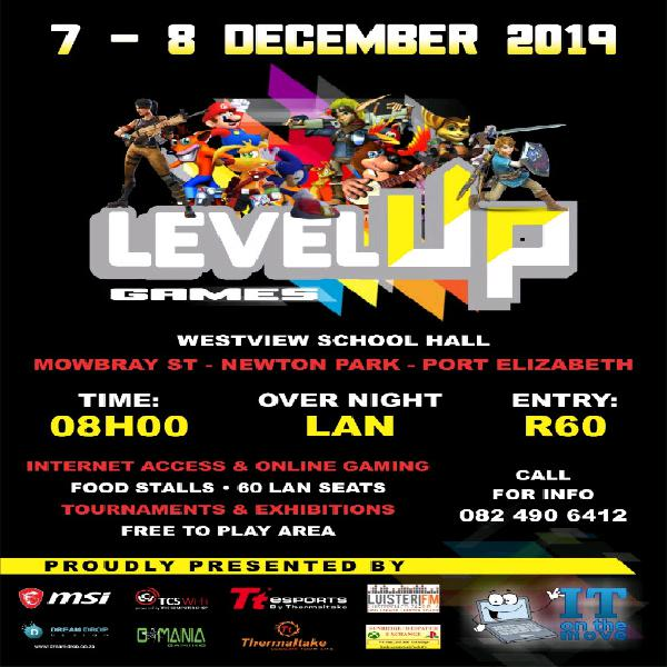 Levelup gaming event