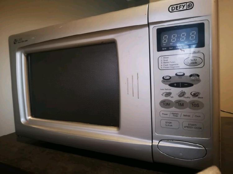 Microwave, calculators, xbox, playstation