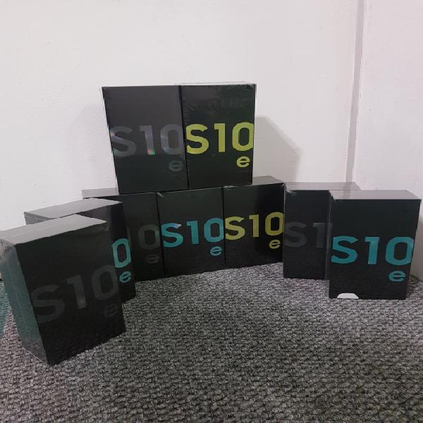Samsung galaxy s10e 128gb single sim / sealed / icasa