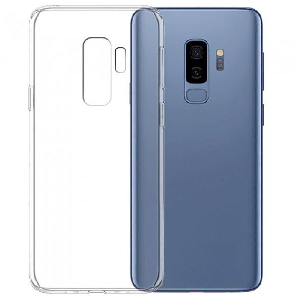 Samsung galaxy s9 plus transparent ultra thin case
