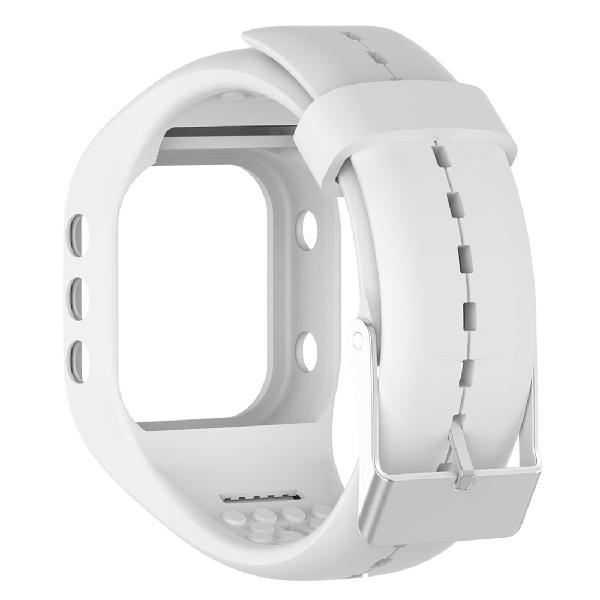 Smart watch silicome wrist strap watchband for polar a300