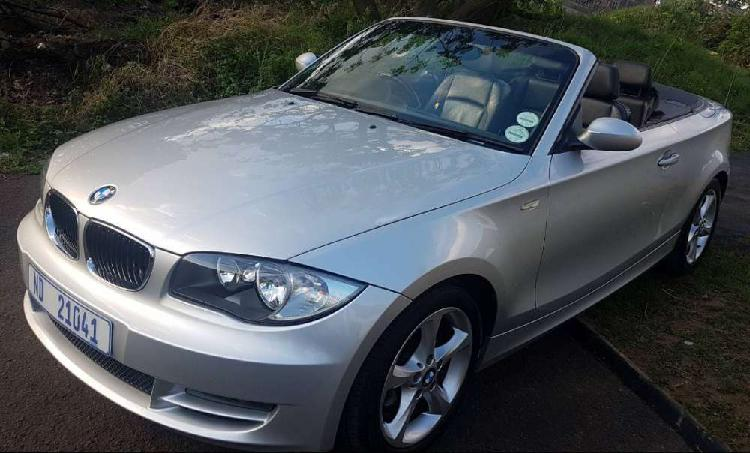 2009 bmw 120i 1 series convertible