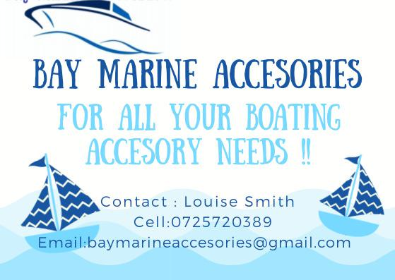 Bay marine accesories shop. come visit us.