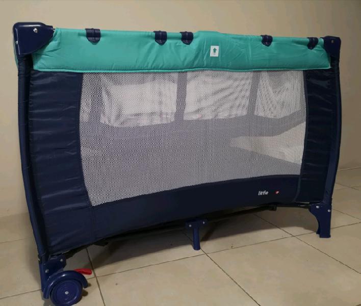Campcot & mattress