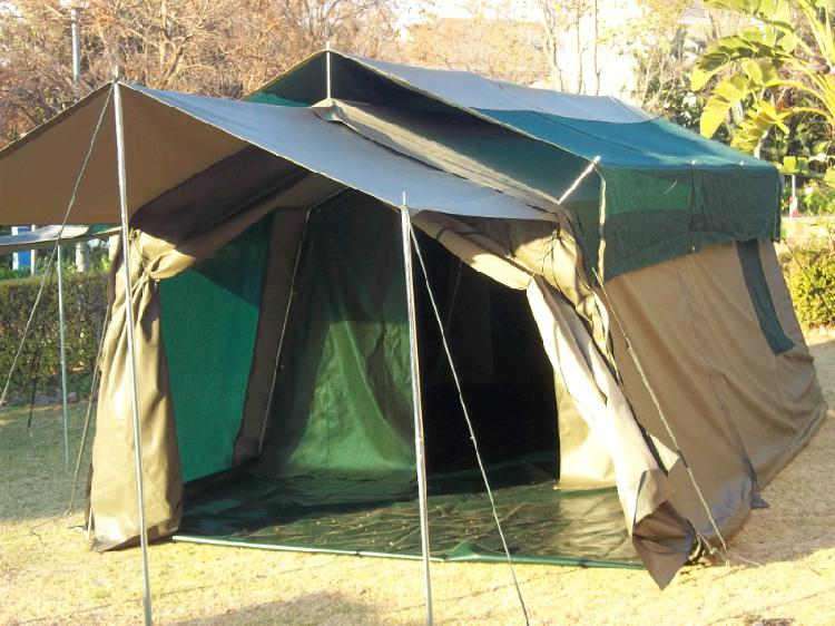 Canvalodge tent for sale