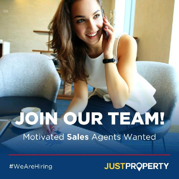 Dynamic sales agent wanted