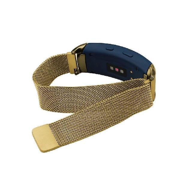 Gear fit2 milanese magnetic loop stainless steel bracelet