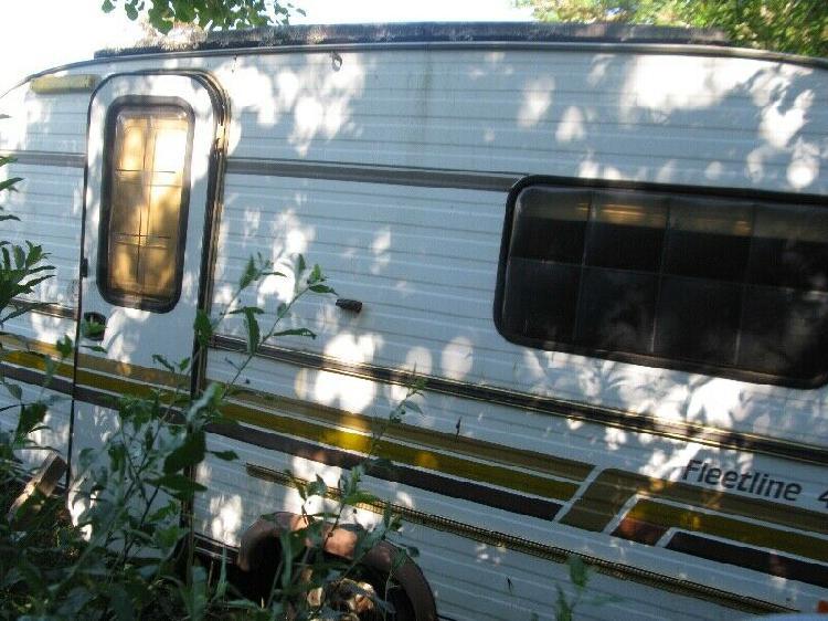 Jurgen fleetline 4 caravan