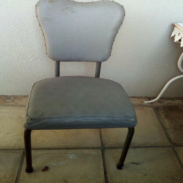 Lovely old vinyl chair