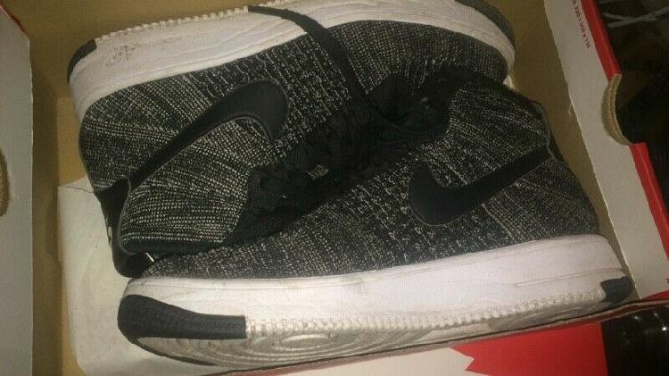 Nike air force 1 flyknit uk7