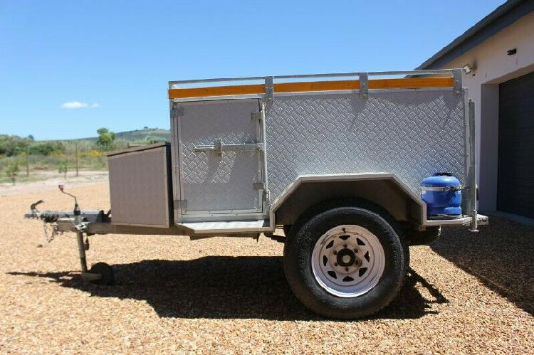 Off-road trailer for sale