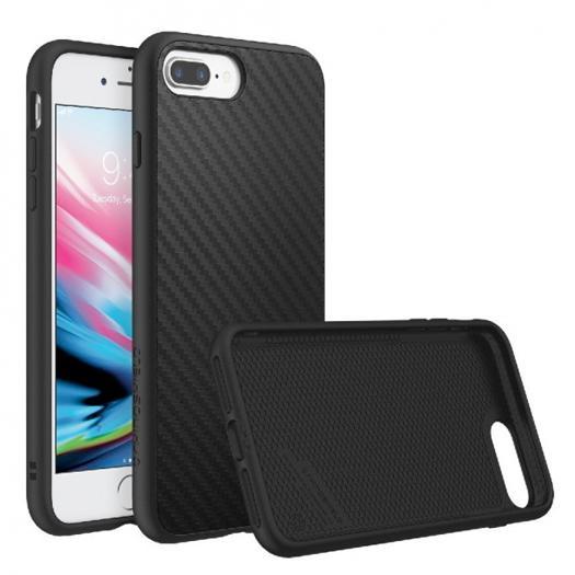 Rhinoshield SolidSuit Case For iPhone 7 PLUS/8 PLUS Carbon