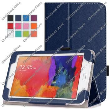 Samsung galaxy tab 4 7.0 inch leather folio case cover