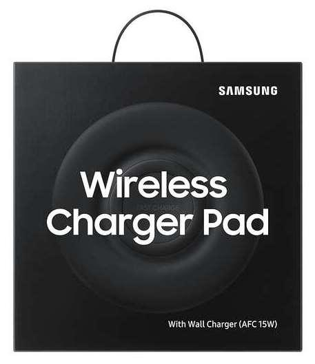 Samsung wireless charger pad - brand new product - brand new