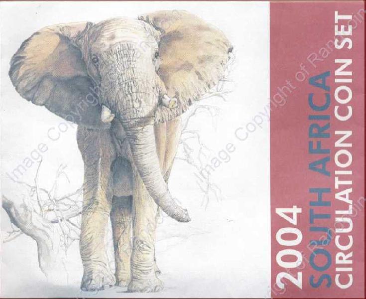 2004 sa mint pack set circ _mintage 1 131*#*