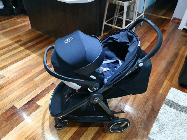 Complete biris-air-4 pram & chair set