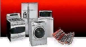 Fridge and appliance repairs