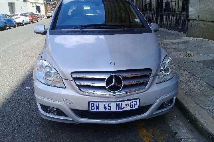 Mercedes benz b class b180 auto 2011