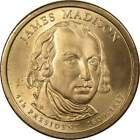 Roll of 25 -james madison- dollars