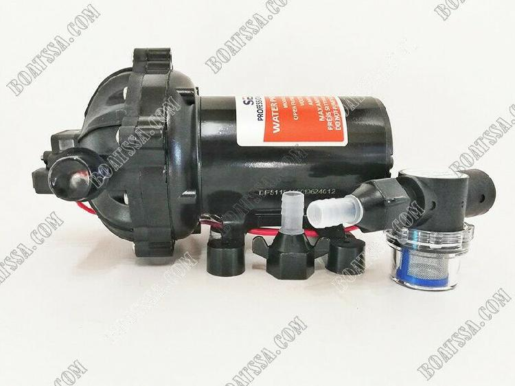 Seaflo high pressure water pump 20lpm/5.5gpm 12v