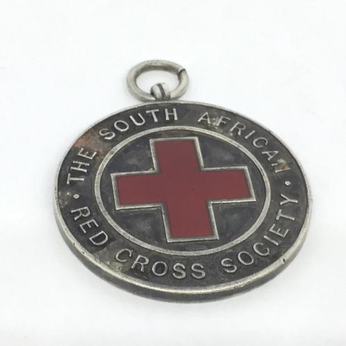 South African Red Cross society sterling silver Efficiency