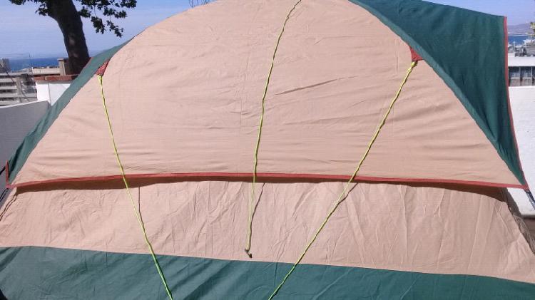 Tent nylon campmaster