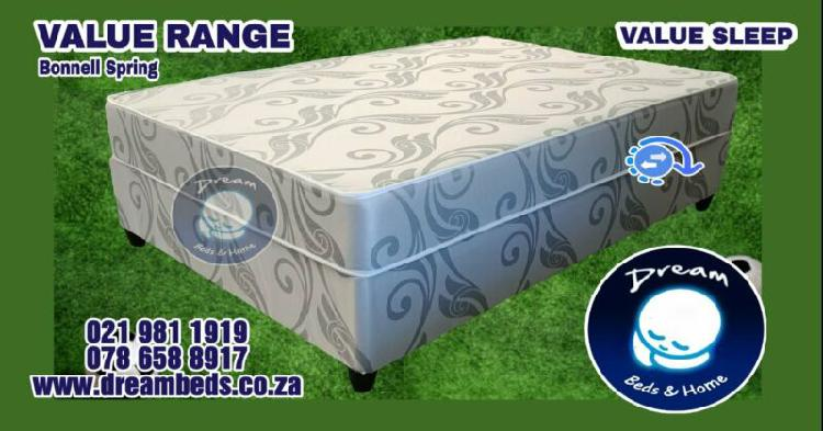 Beds for sale - free delivery from r1599 to r5499 brand new