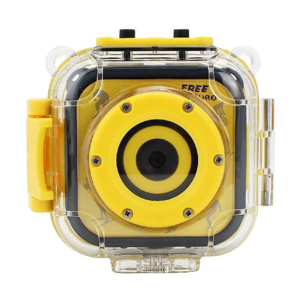 Free capture 1.3mp 720p hd 1.77 inch screen waterproof kid