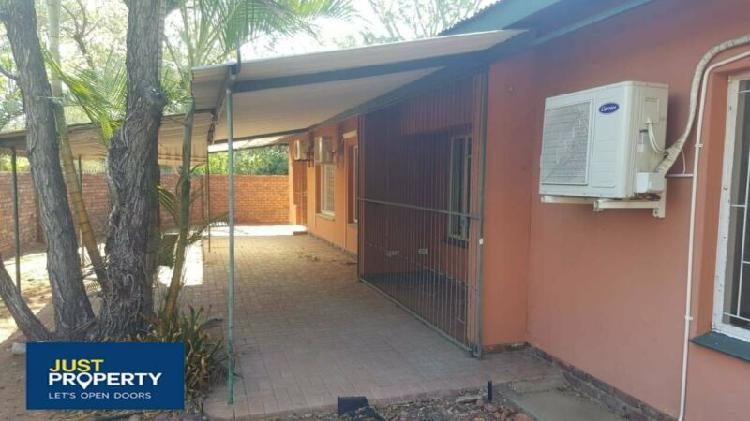 House in lephalale now available