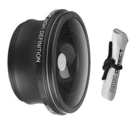 Viv/Optics 2.2x Teleconverter Lens For JVC Everio GZ-HM550 +