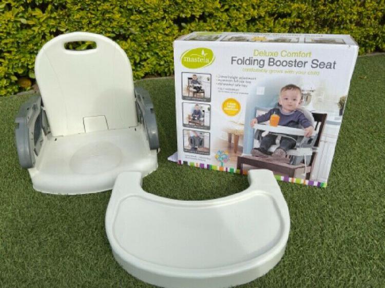 Booster feeding chair