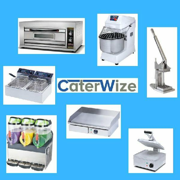 Catering equipment - only new