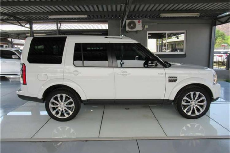 Land rover discovery sdv6 xxv limited edition 2015