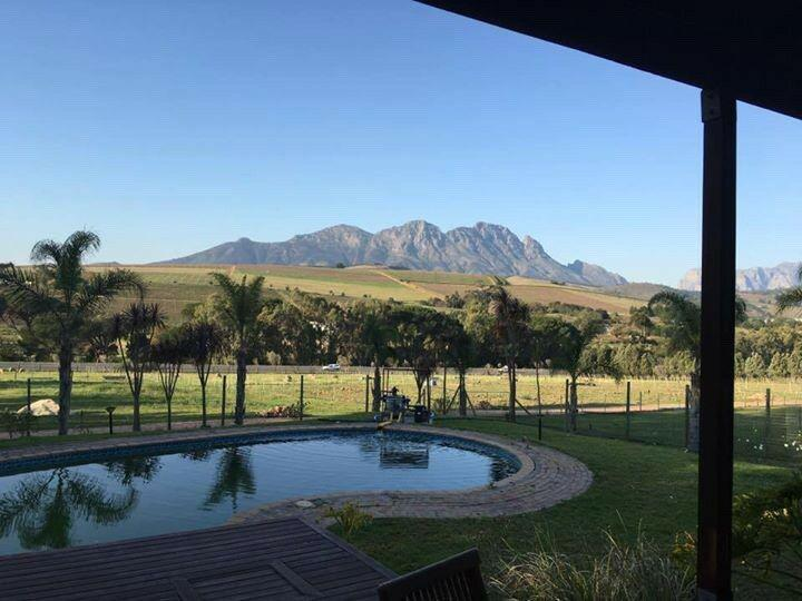 Rooms available in shared house just outside stellenbosch