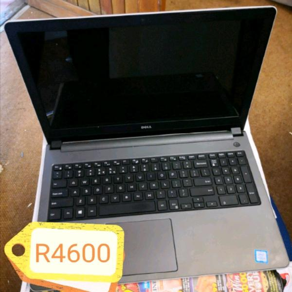 Dell inspiron 15 (core i5, 6th gen, 500gb hdd, 4gb ram,