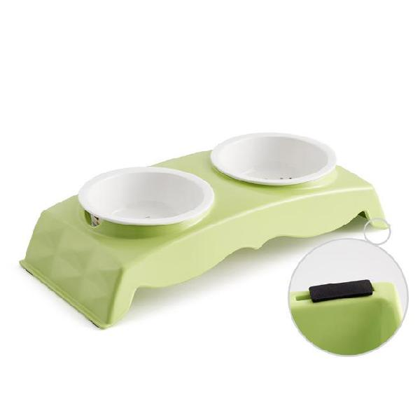 Melamine pet bowl for food and water bowls pet feeders