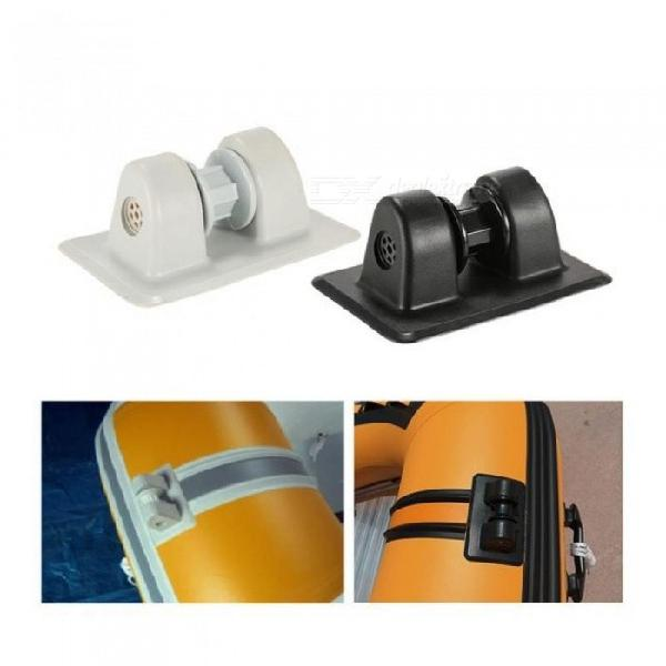 Pvc kayak inflatable boat anchor holder anchor tie off patch