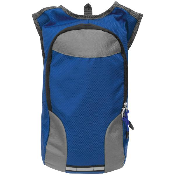 Cyclist/runners back pack - blue (60756)