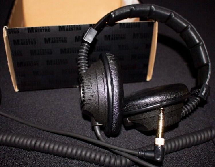 German maestro gmp 8.35d headphones!