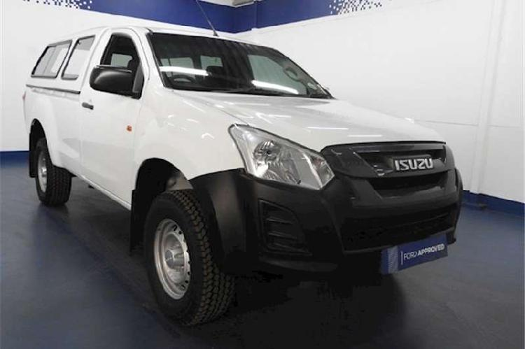Isuzu d-max single cab d max 250 ho fleetside safety s/c p/u