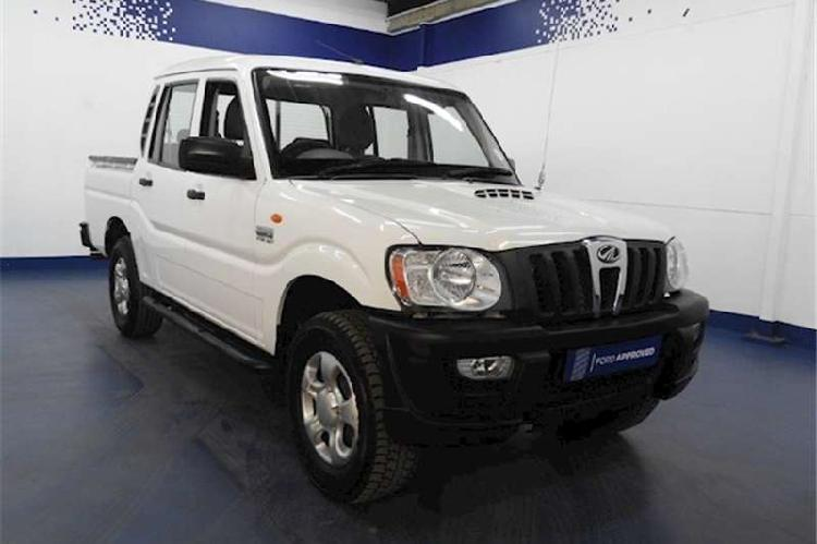 Mahindra scorpio pik-up 2.2crde double cab 2017