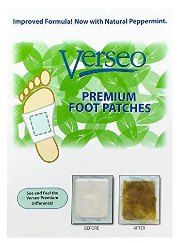 Overnight cleansing foot pads, tourmaline pads to clean and
