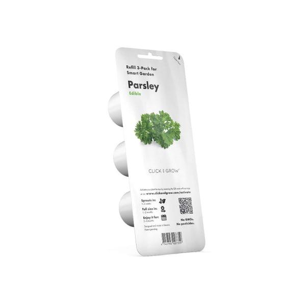Click & grow parsley seed pod refill for smart garden, pack