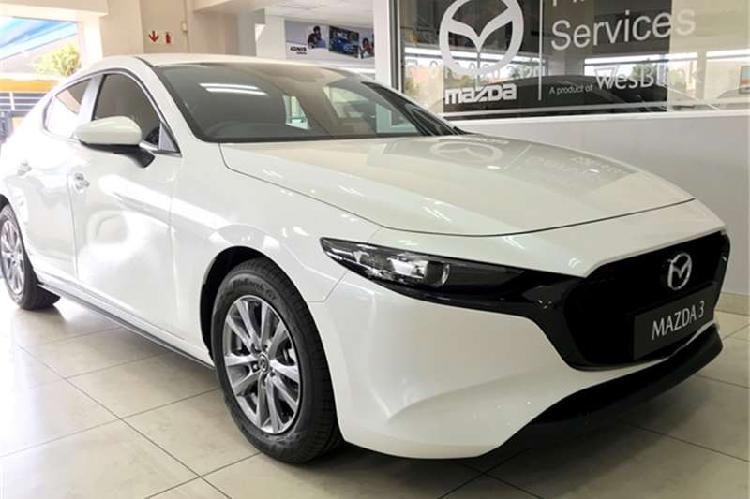 Mazda mazda3 hatch mazda3 1.5 dynamic a/t 5dr 2019