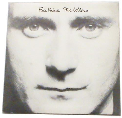 Phil collins - face value vinyl lp [atc (x) 9770] 1981