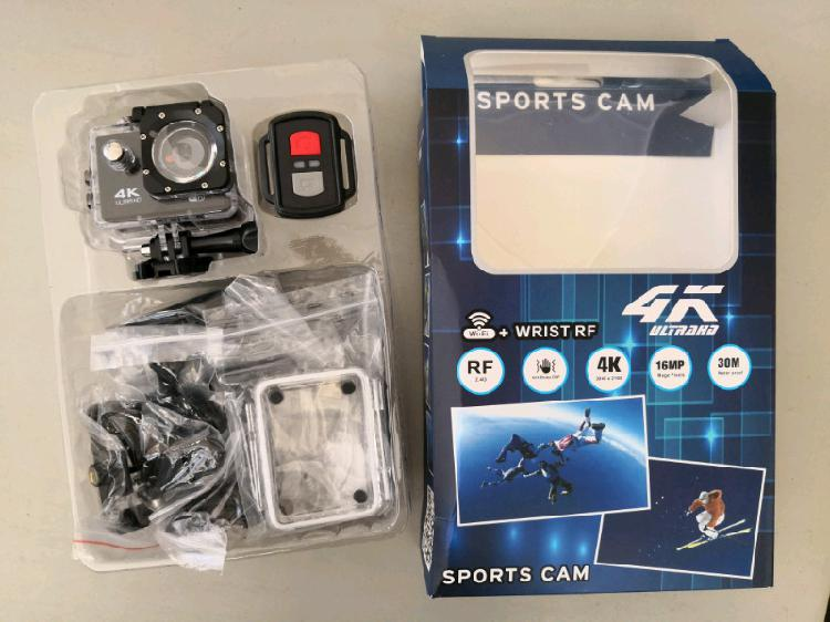 4k action sport camets with wifi
